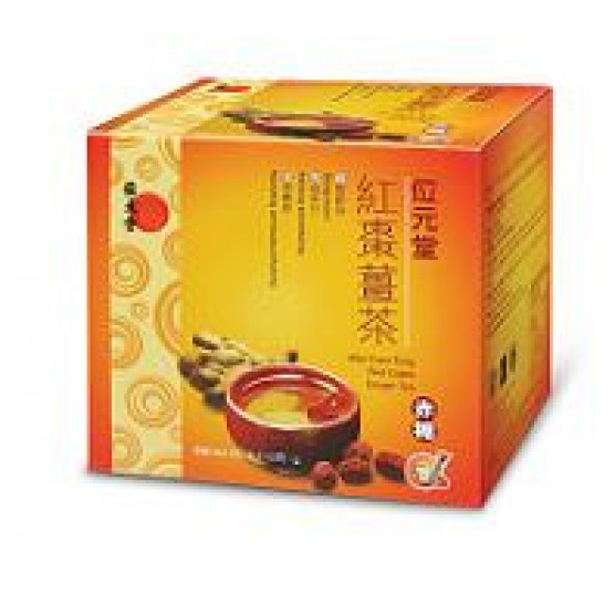 Red Date and Ginger Tea