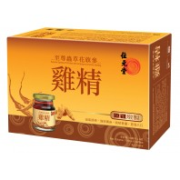 Wai Yuen Tong Essence of chicken with Cordyceps and American Ginseng