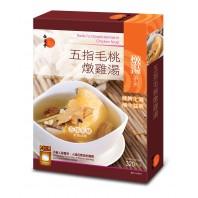 Wai Yuen Tong Radix Fici Simplicissimae in Chicken Soup
