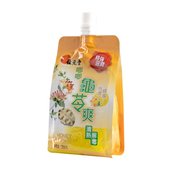 Honey Herbal Jelly Beverage 250g
