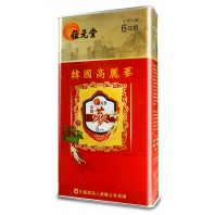 Wai Yuen Tong six years old Korea Red Ginseng