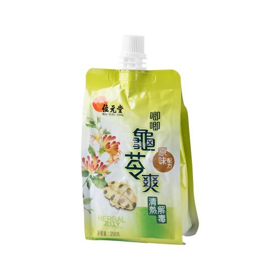 唧唧龟苓爽- 原味配方250克
