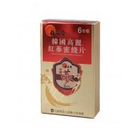 位元堂韓國高麗紅蔘蜜餞片