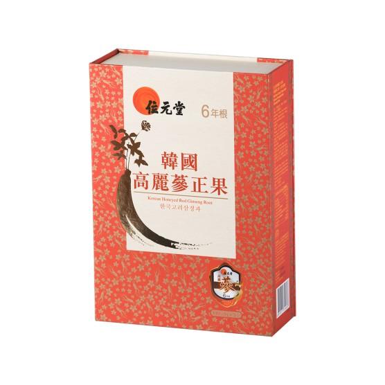 位元堂韓國六年高麗蔘正果 – 原支蜜餞