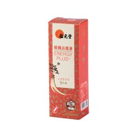 6 Years Root Korean Red Ginseng Concentrated Drink Energy Plus+