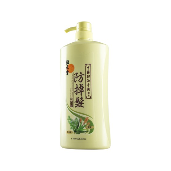 Chinese Herbal Anti Hair Fall Shampoo (Oil Balancing Formula)