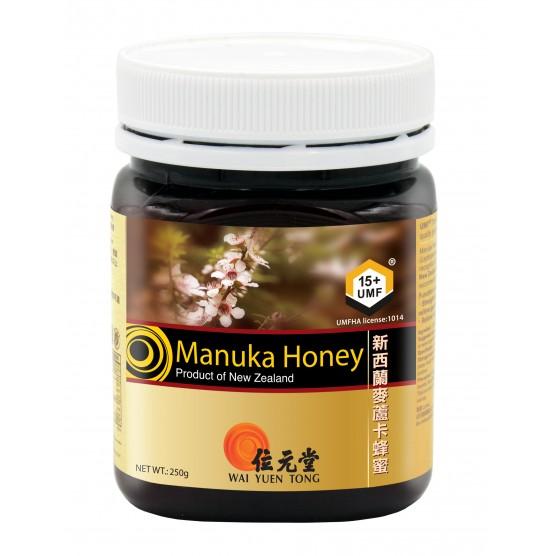 麥蘆卡蜂蜜 UMF® 15+ 250g