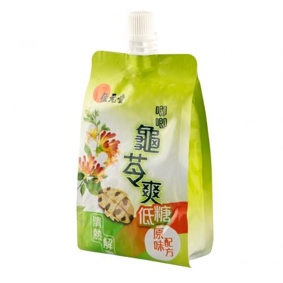 唧唧龟苓爽- 原味低糖配方230克