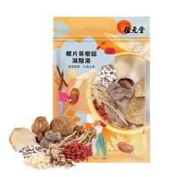 Sliced Whelk & Agrocybe Aegirit Yin-nourishing Soup