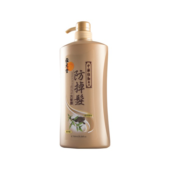 Chinese Herbal Anti Hair Fall Shampoo(Invigorating Formula)